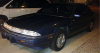 Picture of 1994 Pontiac Grand Prix 4 Dr SE Sedan, exterior, gallery_worthy