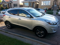 Picture of 2014 Hyundai Tucson SE