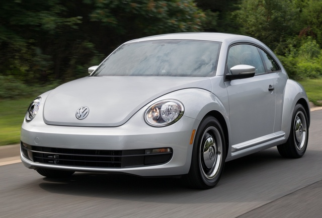 Vw Beetle Test >> 2015 Volkswagen Beetle Overview Cargurus