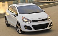 2015 Kia Rio5, Front-quarter view, exterior, manufacturer, gallery_worthy