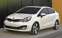 2015 Kia Rio, Front-quarter view, exterior, manufacturer, gallery_worthy