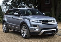 2015 Land Rover Range Rover Evoque Overview