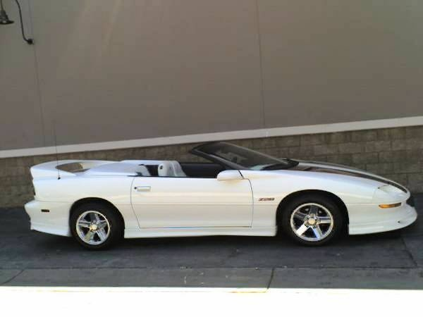 Used Cars For Sale Springfield Mo >> 1997 Chevrolet Camaro Z28 Convertible For Sale - CarGurus