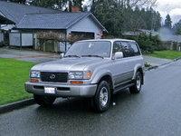 1996 Lexus LX 450 Overview