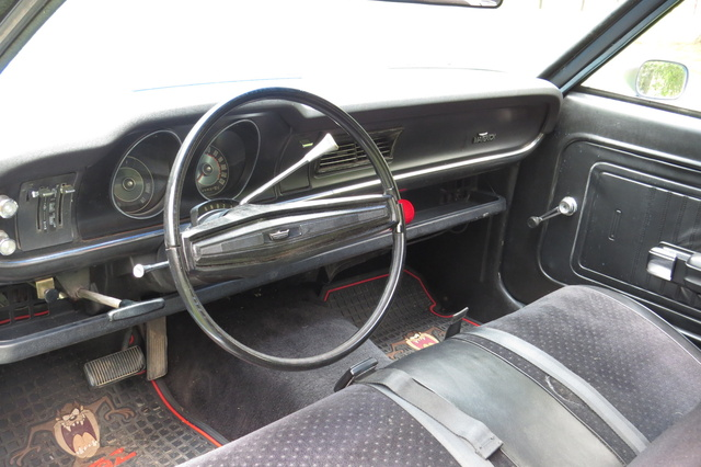 picture of 1971 ford maverick interior