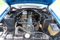 Picture of 1971 Ford Maverick, engine