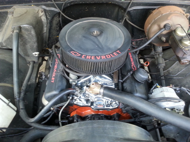 Picture of 1970 Chevrolet Suburban, engine, gallery_worthy