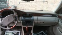 Picture of 2000 Cadillac DeVille DTS, interior