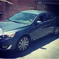 Picture of 2014 Kia Cadenza Premium, exterior