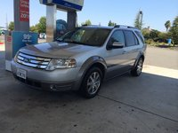 Picture of 2009 Ford Taurus X SEL