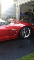 Picture of 2013 Chevrolet Corvette Grand Sport Convertible 3LT, exterior