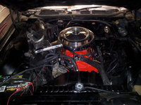 Picture of 1970 Chevrolet Impala, engine