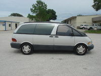 Picture of 1992 Toyota Previa 3 Dr LE Passenger Van, exterior, gallery_worthy