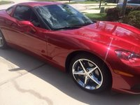 2012 Chevrolet Corvette Coupe 3LT picture