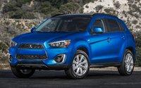 2015 Mitsubishi Outlander Sport Overview