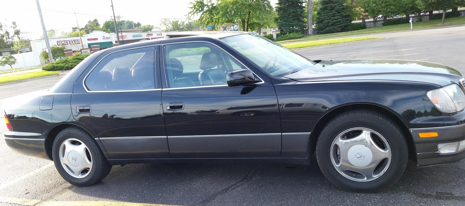 Picture of 1998 Lexus LS 400 Base