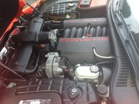 Picture of 2002 Chevrolet Corvette Coupe, engine