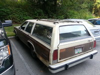 1985 Ford Country Squire Overview