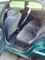 Picture of 1998 Buick Skylark Custom Sedan, interior