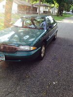 Picture of 1998 Buick Skylark Custom Sedan, exterior