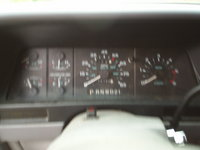 1994 Ford Explorer 4 Dr XLT 4WD SUV picture, interior