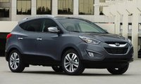 2015 Hyundai Tucson, Front-quarter view, exterior, manufacturer, gallery_worthy