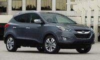 Hyundai Tucson Overview