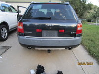 Picture of 2005 Audi Allroad Quattro 4 Dr Turbo AWD Wagon, exterior