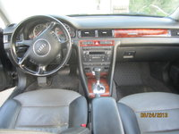 Picture of 2005 Audi Allroad Quattro 4 Dr Turbo AWD Wagon, interior