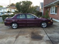 Picture of 1996 Pontiac Grand Am 4 Dr GT Sedan, exterior