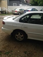 Picture of 1997 Subaru Legacy 4 Dr LSi AWD Sedan, exterior