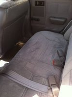 Picture of 1992 Plymouth Sundance 4 Dr America Hatchback, interior