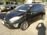 Picture of 2012 Ford Fiesta SES Hatchback, exterior, gallery_worthy
