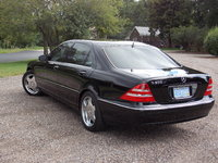 Picture of 2000 Mercedes-Benz S-Class 4 Dr S500 Sedan