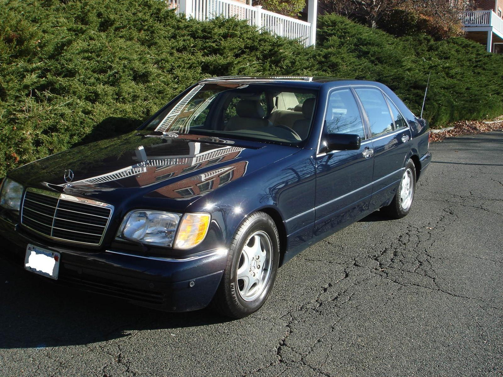1999 Mercedes-Benz S-Class - Pictures - CarGurus