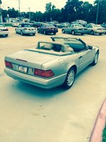 Picture of 1997 Mercedes-Benz SL-Class 2 Dr SL320 Convertible, exterior