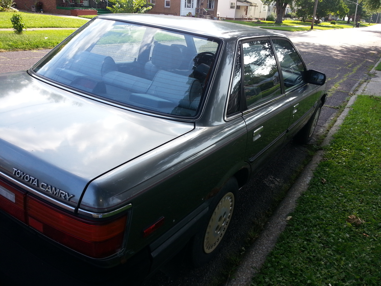 1987 Toyota Camry - Overview - CarGurus
