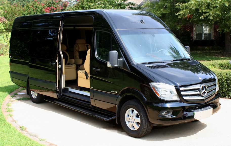 2014 mb sprinter van conversion in autos post for Mercedes benz conversion van