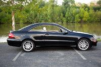 Picture of 2009 Mercedes-Benz CLK-Class CLK350 Coupe, exterior