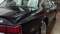 1986 Rolls-Royce Silver Spirit Overview