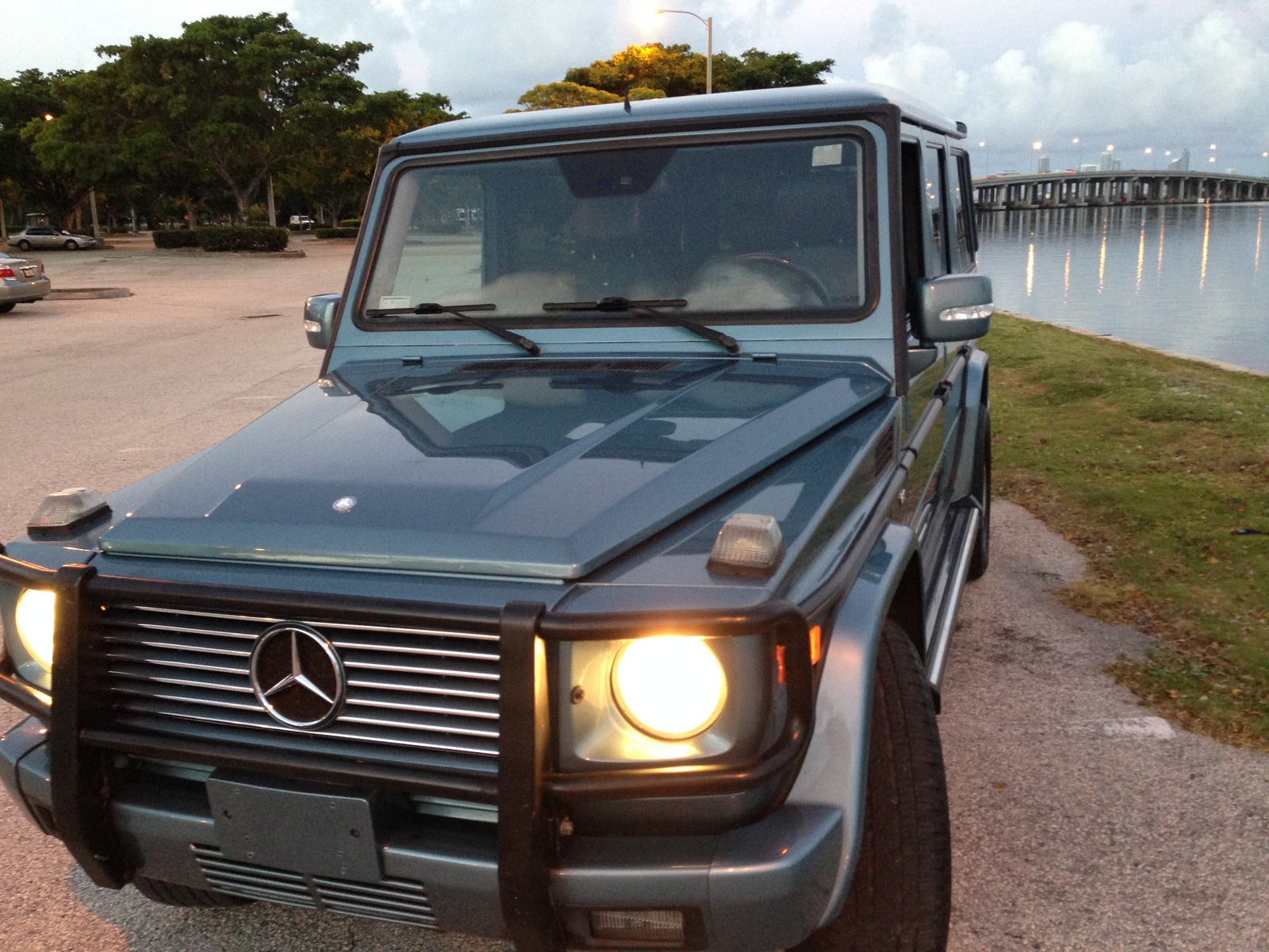 Picture of 2003 Mercedes-Benz G-Class 4 Dr G500 4WD SUV