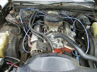 Picture of 1978 Chevrolet Malibu, engine