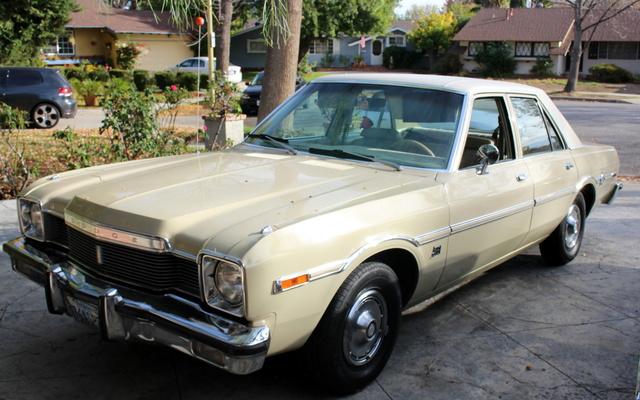 1976 Dodge Aspen, car, exterior, gallery_worthy