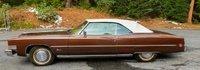 1973 Cadillac Eldorado Overview