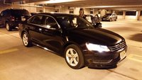 Picture of 2012 Volkswagen Passat SE w/ Sunroof and Nav, exterior, gallery_worthy