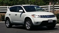 Picture of 2003 Nissan Murano SE, exterior, gallery_worthy
