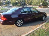 Picture of 2001 Lexus LS 430 Base, exterior
