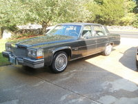 Picture of 1983 Cadillac DeVille Base Sedan, exterior