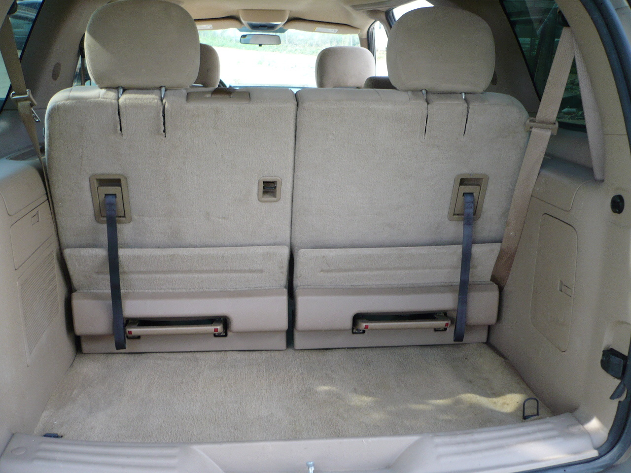 Picture of 2008 Chevrolet Uplander LS Ext, interior