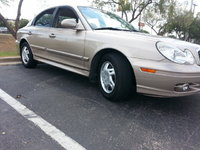 Picture of 2005 Hyundai Sonata Base, exterior